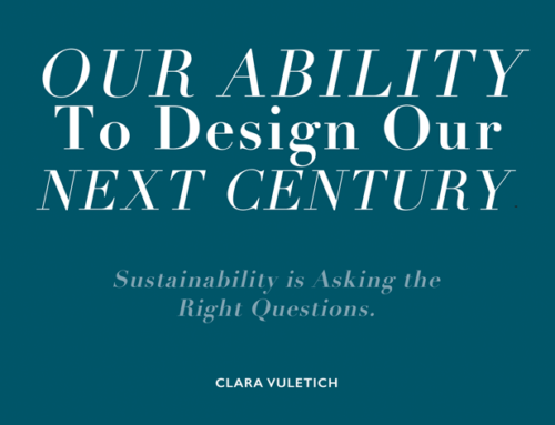 Our ability To Design Our Next Century