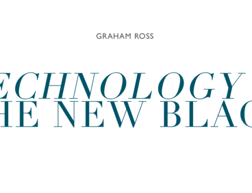 Technology Is The New Black